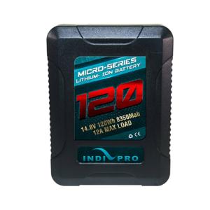 Compact V-Lock Batteries